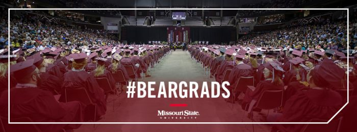 Facebook cover: Hundreds of graduates at JQH Arena