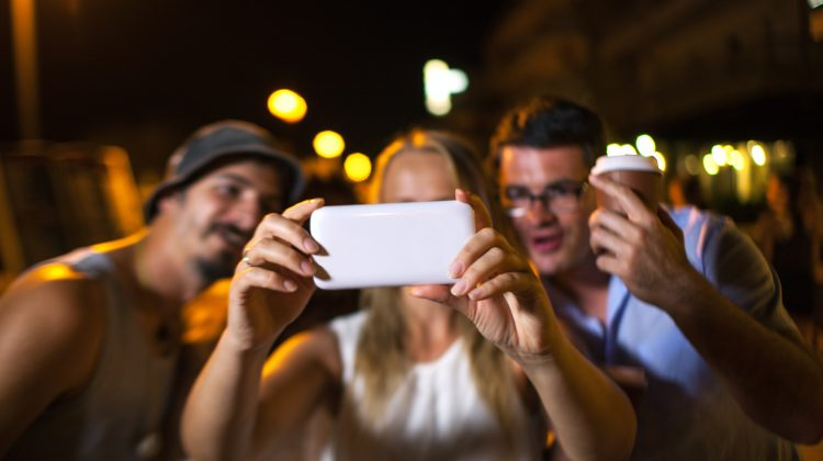 Social media for young professionals