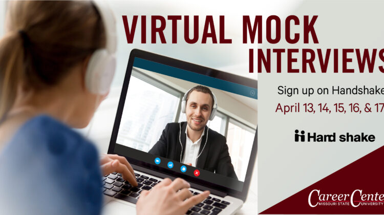 Virtual mock interview