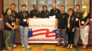 Ten Missouri State Professionals Attend National American Democracy Project Conference