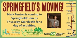 Springfield's Moving!