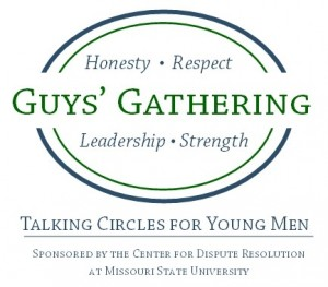 guys gathering circle logo