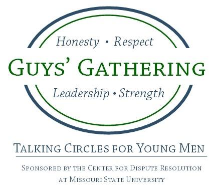 """""""Guys' Gathering"""" Talking Circles – Facilitator Training & Volunteer Opportunity"""
