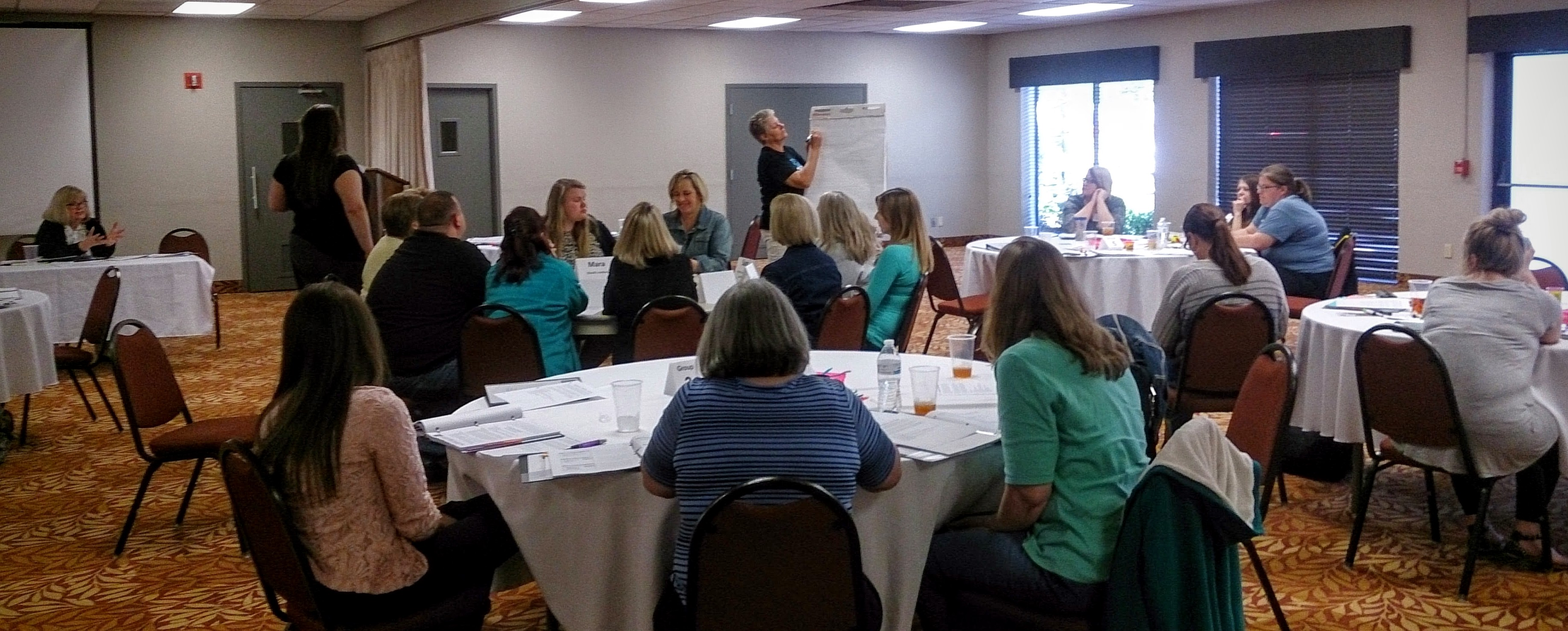 Family Group Decision-Making Training Offered to Child Welfare Professionals in Branson