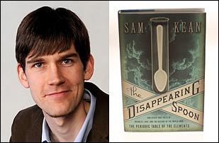 Author, Science Writer Sam Kean to Visit MSU, 3/30