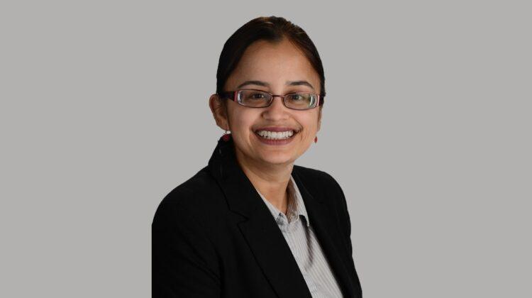 Dr. Tuhina Banerjee.