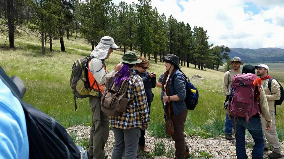 Sociology and Anthropology field school in New Mexico