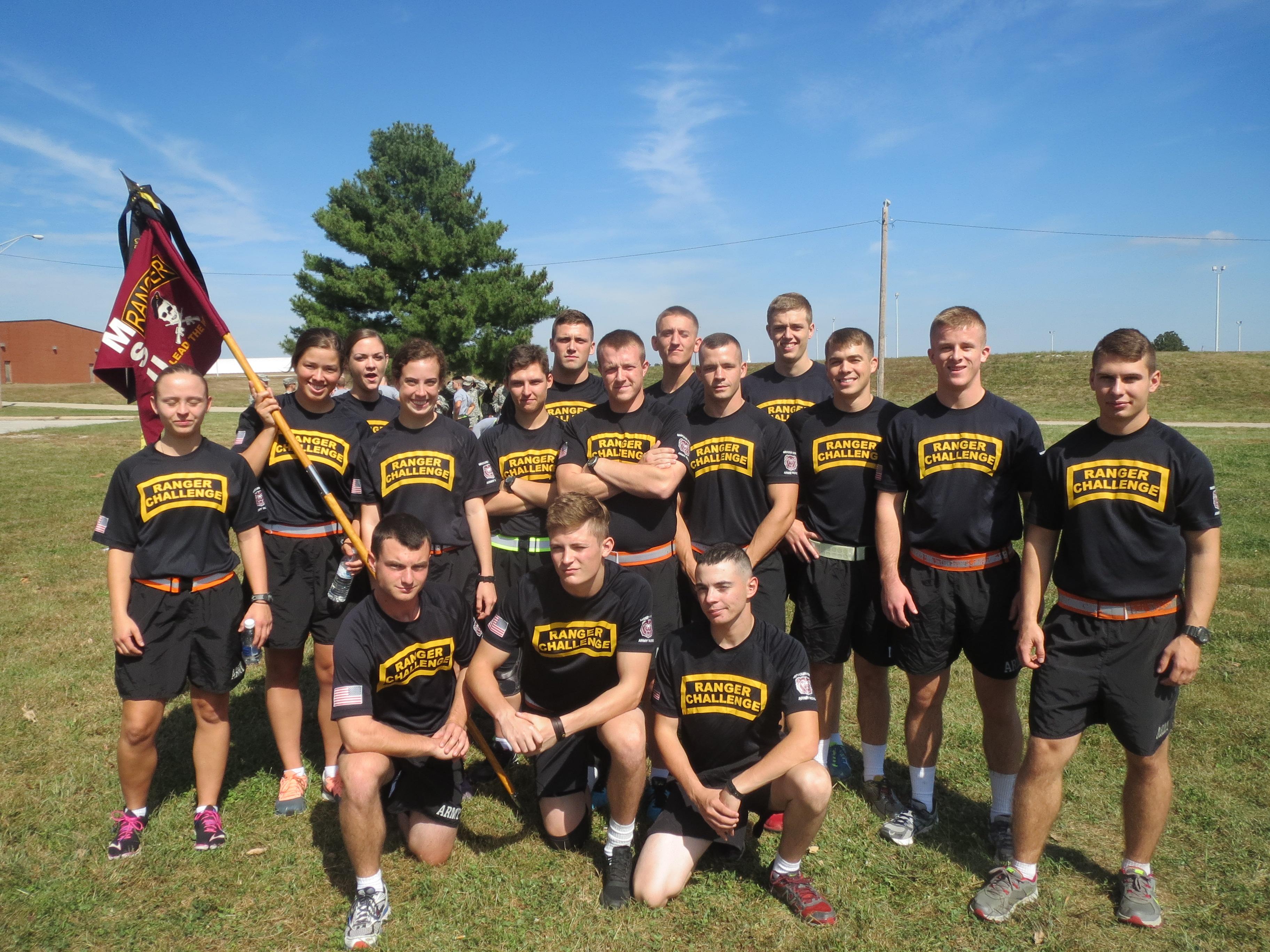 ROTC Bear Battalion Ranger Challenge Teams dominate