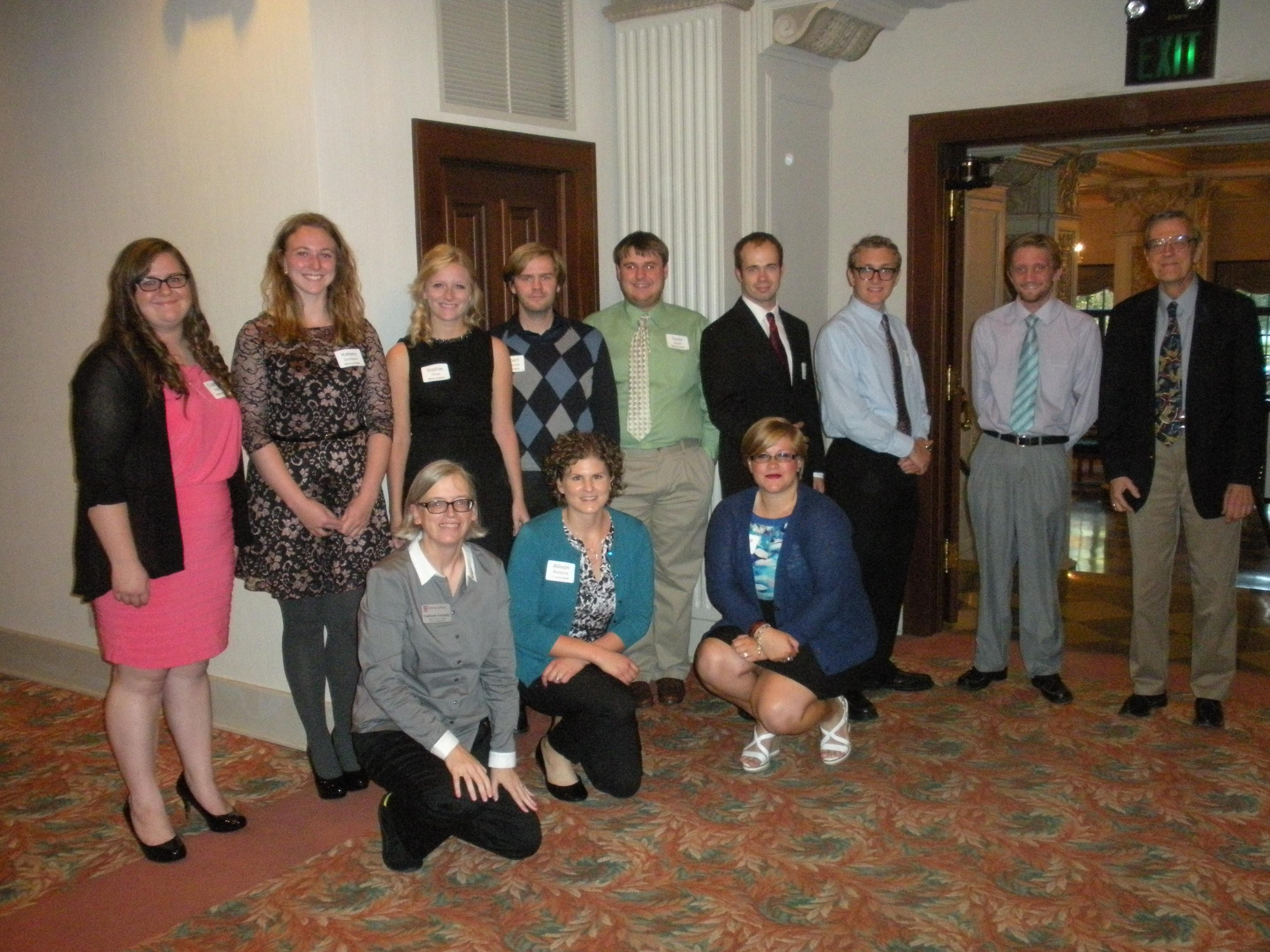 12th Annual Scholarship Banquet