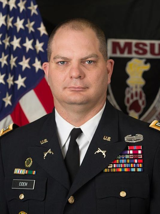 ROTC Professor Loses Life Helping Another