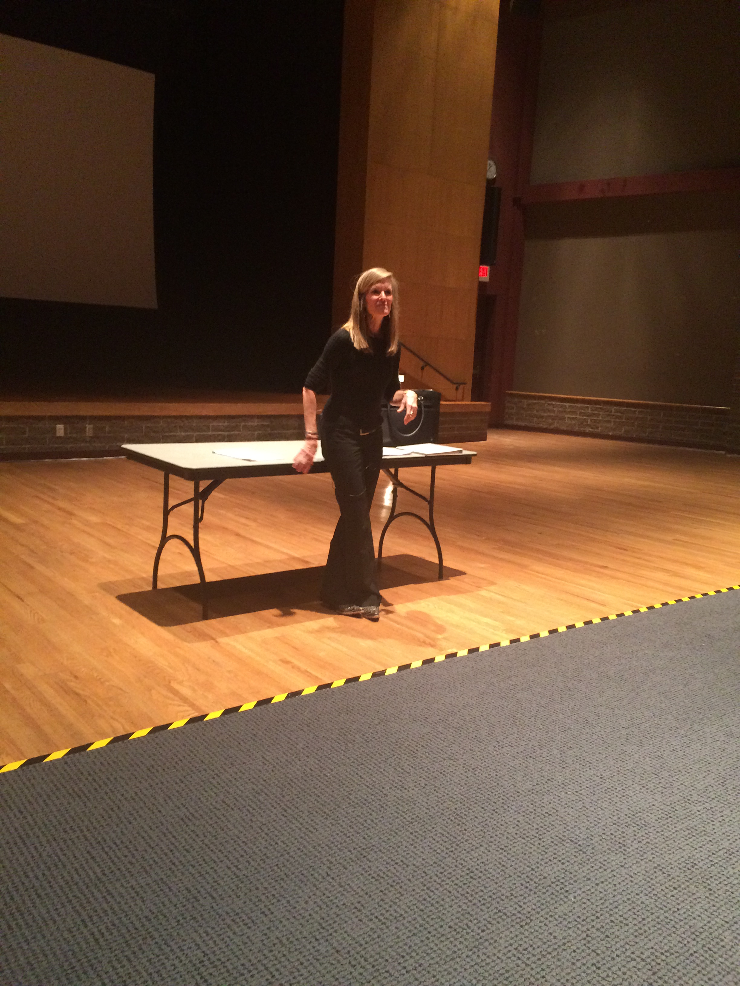 Women's History Month Presentation by Molly Barker