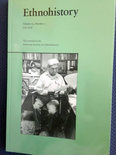 Dr. Meadows recent publication