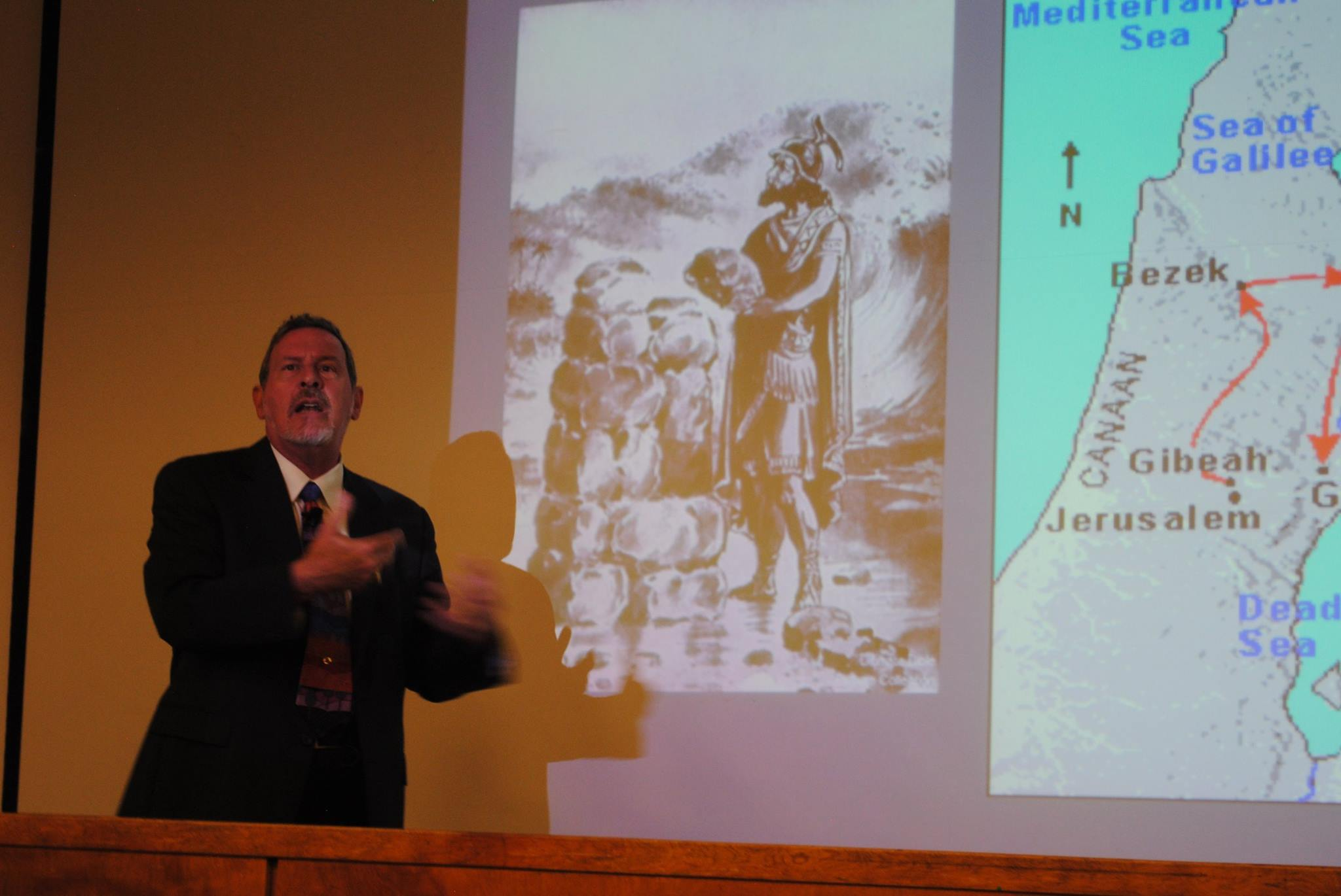 Dr. Matthews Presents at the 50th Anniversary Lecture Series at the University of Kentucky
