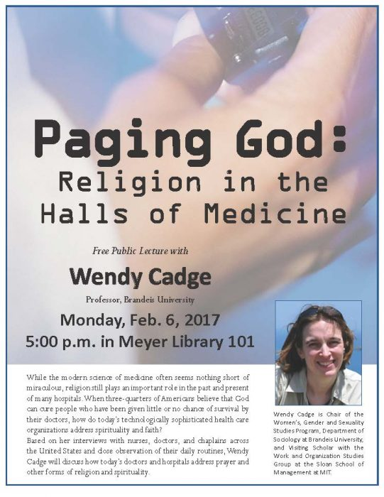 Cadge.PagingGod.flyer.SP17