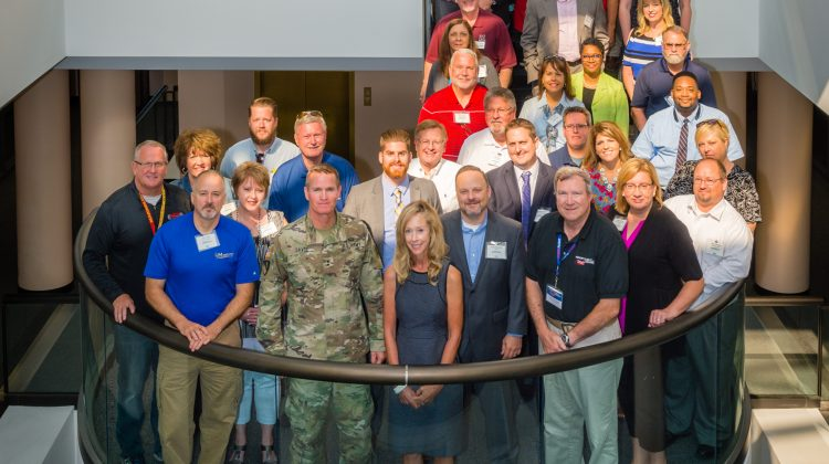 Dean Travels to Fort Leonard Wood
