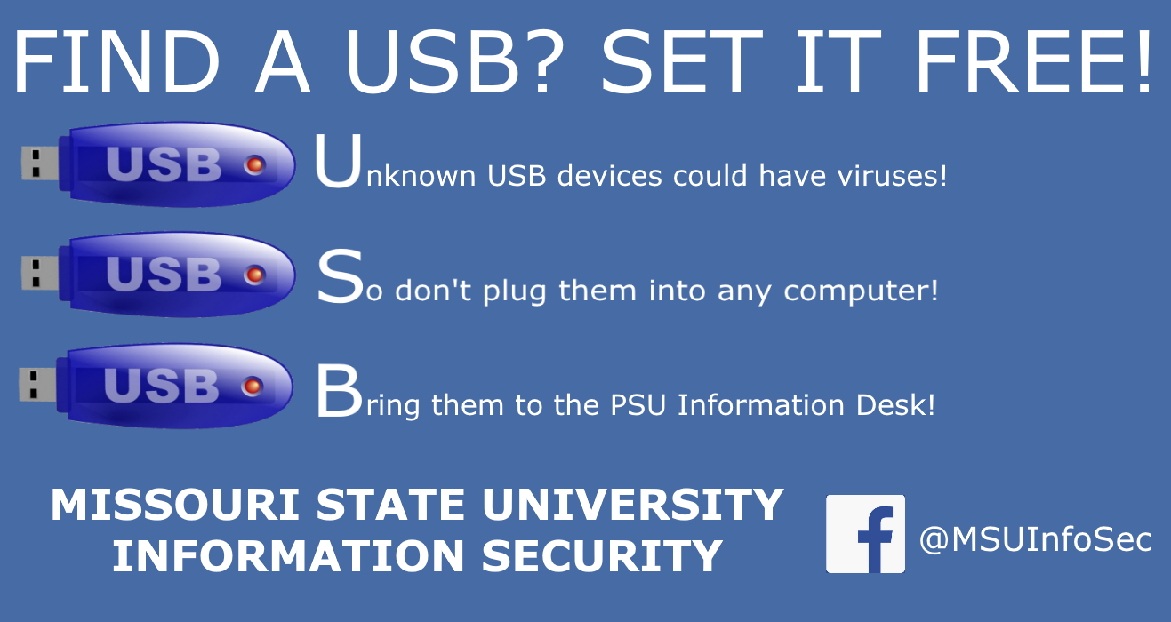 5 Ways Unknown USB Drives Can Ruin Your Day