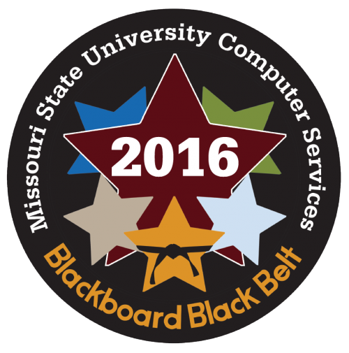 Updates to the Blackboard Black Belt Training Series