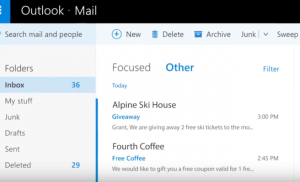 how to download all mail in folders outlook 365