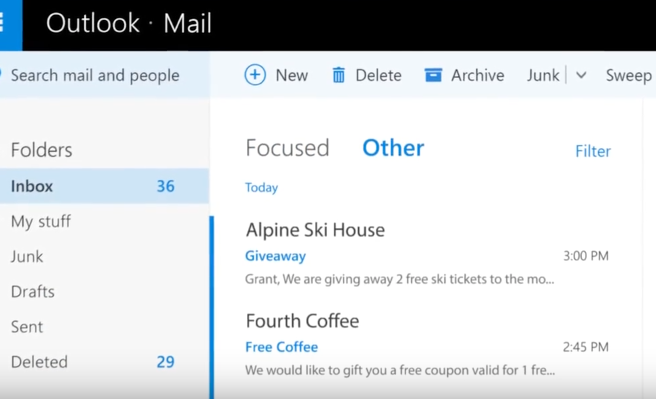Changes to Clutter in Outlook/Office 365 Mail