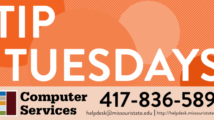 #TipTuesday: Protect Yourself from Phishing Attempts