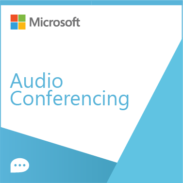 Microsoft Audio Conferencing