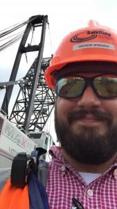 Andrew Windisch selfie