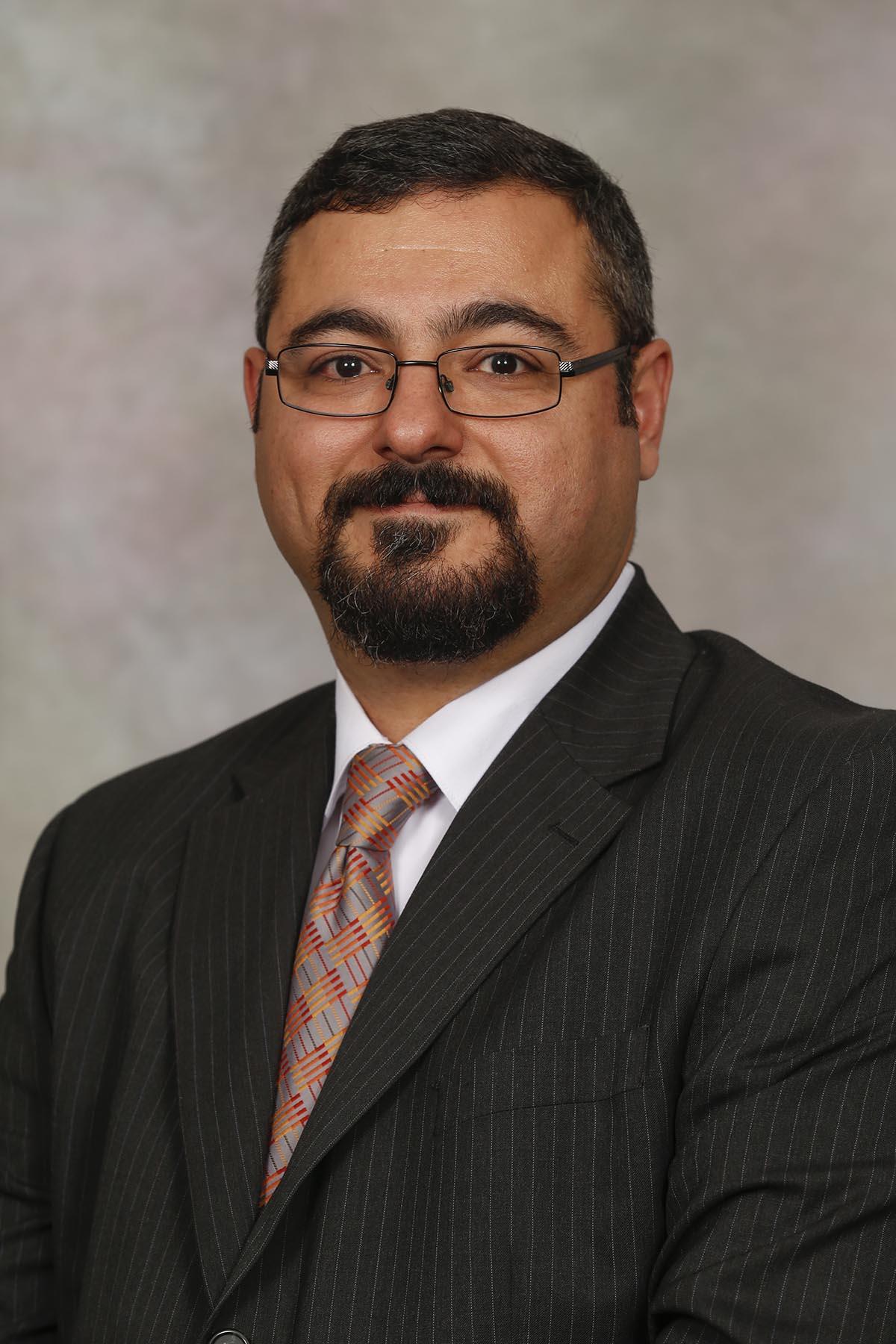 New Faculty Spotlight: Dr. Nebil Buyurgan