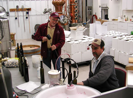 Wine and distillation program wins at competition