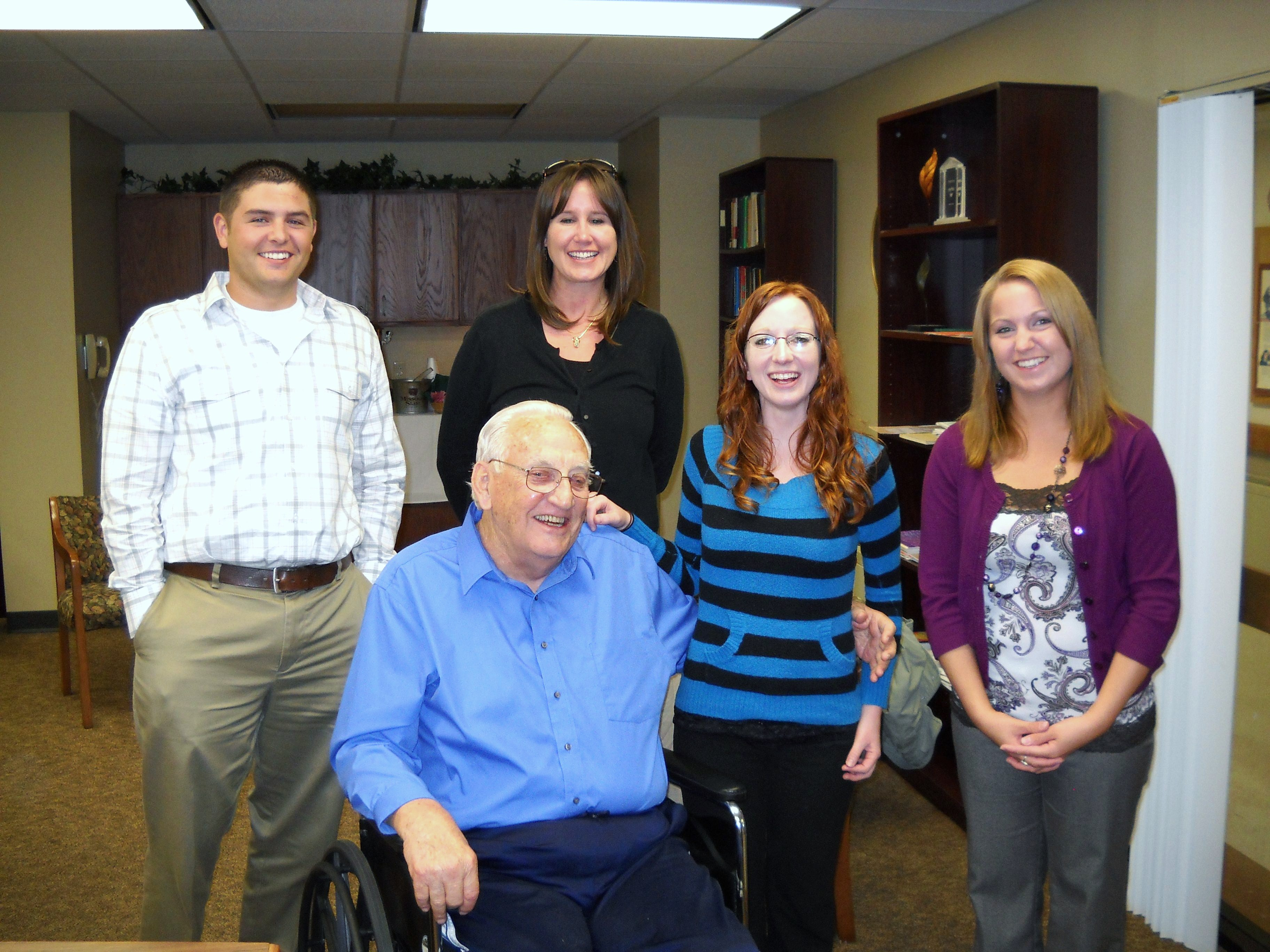 MTH Students awarded Dr. Joe Crosswhite Scholarship