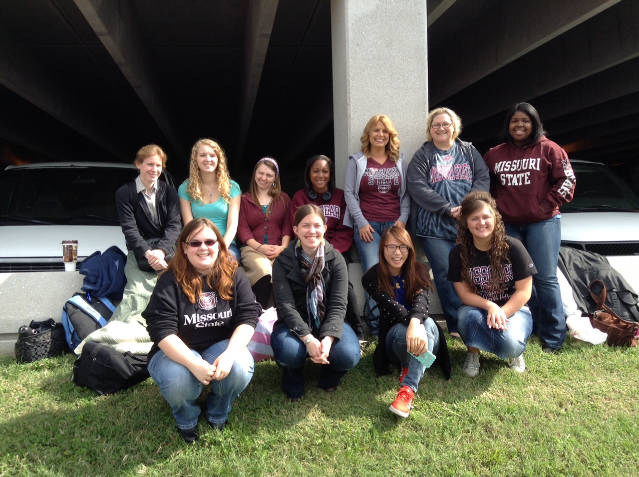 STEM students travel to Women in Computing Conference