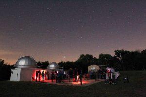 Baker Observatory and Sky