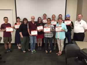 FCTL participants
