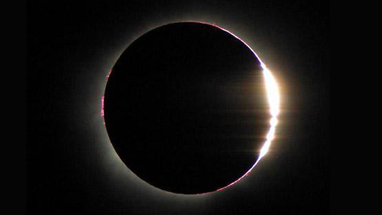 Solar Eclipse Day tentative schedule