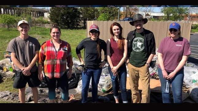 Jordan Creek Cleanup a success