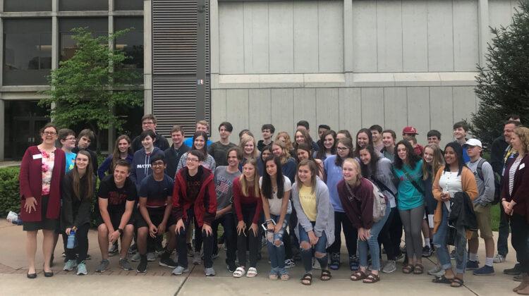 Springdale students