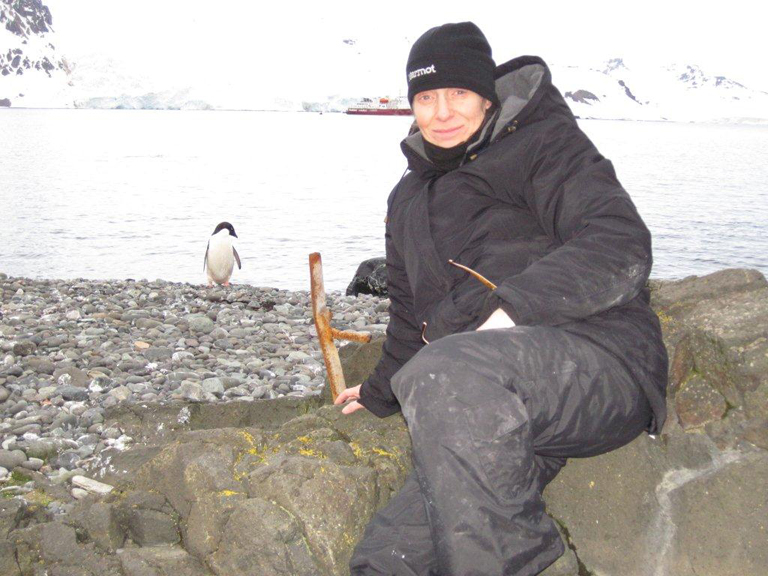 Botsford travels to Antarctica