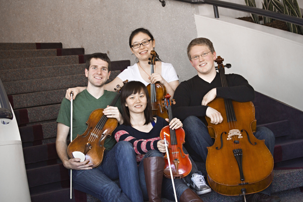 Missouri State White String Quartet
