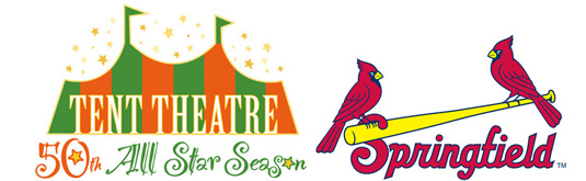 Tent Theatre and the Springfield Cardinals