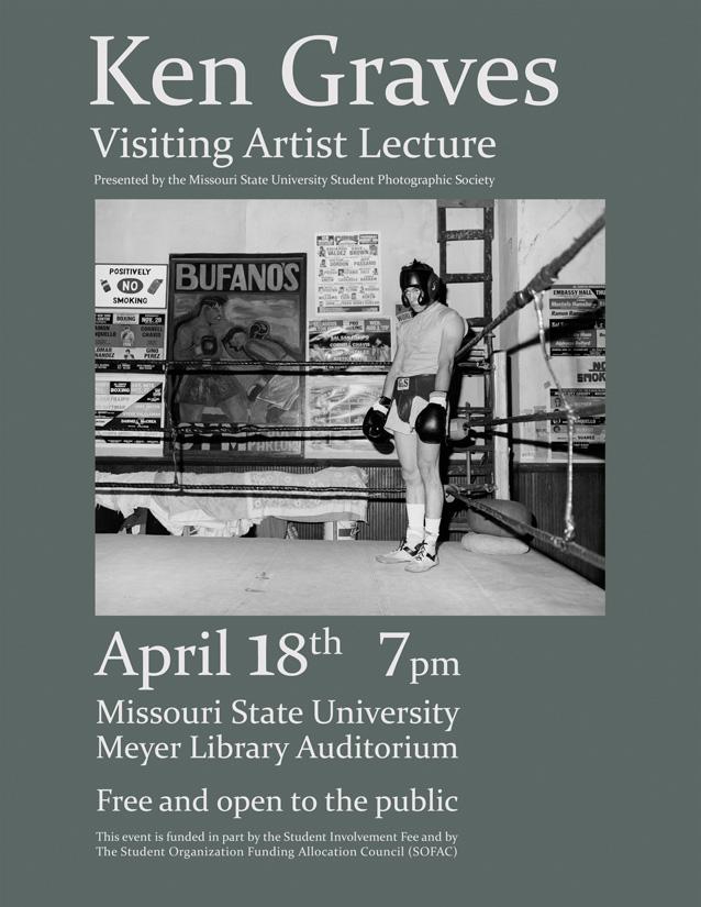 Ken Graves Visiting Artist Lecture