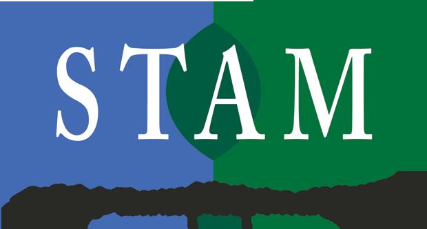 STAM new logo