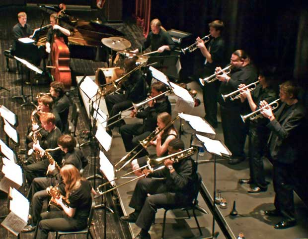 Faculty receives grant for Springfield Jazz Festival