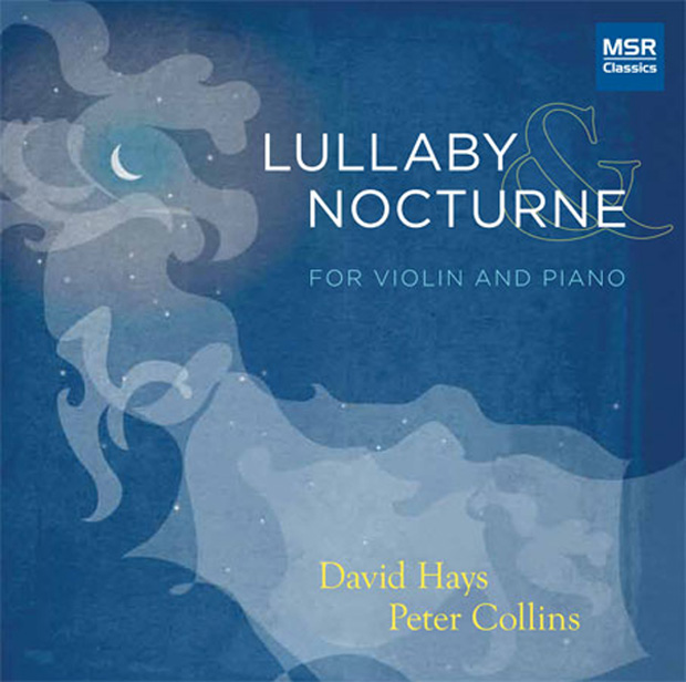 Faculty release lullaby album for violin, piano