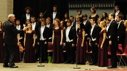 Summer choir to sing 'Requiem'