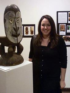 Art History alumnus featured on Homecoming panel