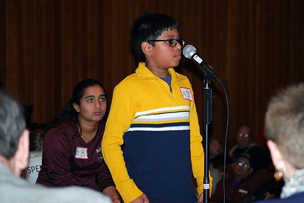 Results from the Southwest Missouri Regional Spelling Bee