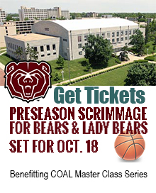 COAL Homecoming: Maroon and White Scrimmage to benefit new master class series