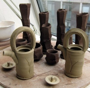 Resident visiting artist brings more than 30 years of ceramics experience to MSU