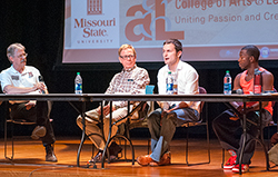 COAL Homecoming: Alumni share experiences in master class series