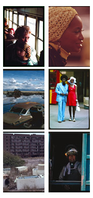"""Smithsonian Institution's traveling exhibition """"Searching for the Seventies: The DOCUMERICA Photography Project."""""""