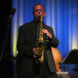 Grammy Award-winning saxophonist to teach young musicians at next week's Jazz Festival